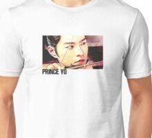 "Moon Lovers: Scarlet Heart Ryeo ""Prince Yo"" Graphic Design Unisex T-Shirt"
