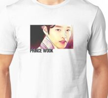"""Moon Lovers: Scarlet Heart Ryeo """"Prince Wook"""" Graphic Design Unisex T-Shirt"""