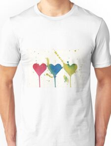 """tant d'amour"" - So much Love Unisex T-Shirt"