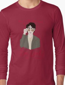 You're a Cool Guy but you're not pulling your weight in ze flat... Long Sleeve T-Shirt