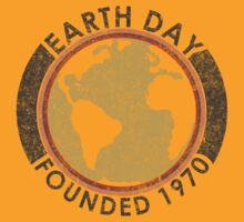 Earth Day: Old School by alwayslovedcc