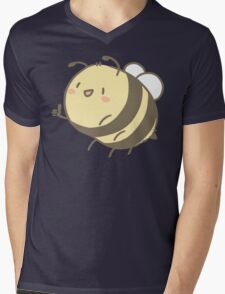 bee Mens V-Neck T-Shirt