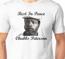 Rest In Peace Chubbs Peterson Happy Gilmore Unisex T-Shirt