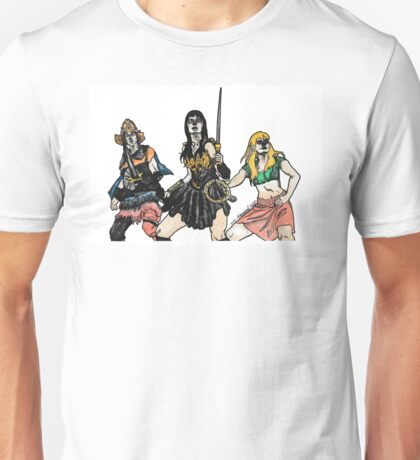 The Xena Gang Unisex T-Shirt