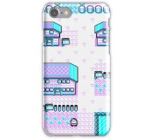 Pallet Town iPhone Case/Skin