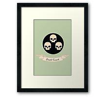 Death Guard - Warhammer Framed Print