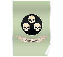 Death Guard - Warhammer Poster