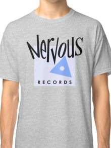 Nervous Records Classic T-Shirt