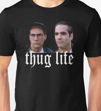 Seinfeld Thug Life Street Toughs Unisex T-Shirt