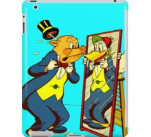 Pig Mirror  iPad Case/Skin