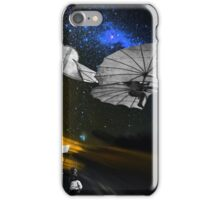BANG, ZOOM! Straight to the moon iPhone Case/Skin