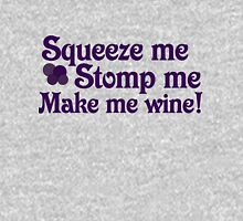 Wine humor Womens Fitted T-Shirt
