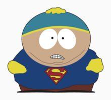 Cartman - superman by Calliste