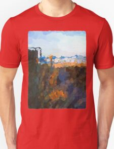 Glimpse of the Beach 1 Unisex T-Shirt