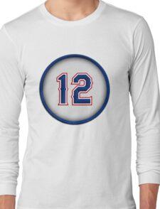 12 - Roogie Long Sleeve T-Shirt