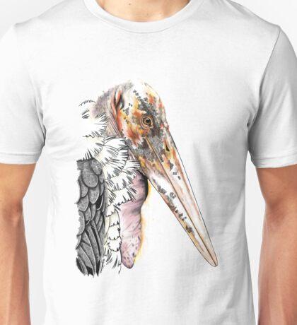 Marabou Stork Unisex T-Shirt
