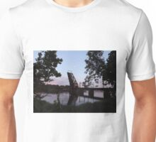 Seekonk River Bridge Unisex T-Shirt
