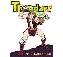 Thundarr the Barbarian Photographic Print