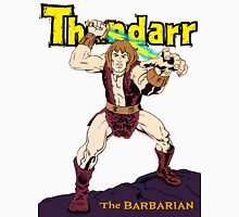 Thundarr the Barbarian Men's Baseball ¾ T-Shirt