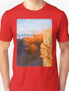 Glimpse of the Beach 3 Unisex T-Shirt
