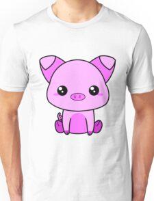 Cute Piggy Unisex T-Shirt