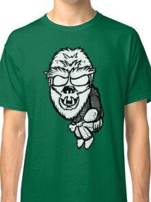 Wolf Guy Classic T-Shirt