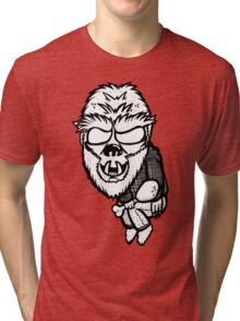 Wolf Guy Tri-blend T-Shirt