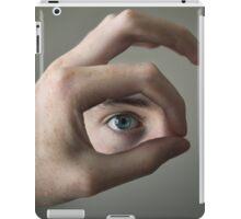 Eye for an eye iPad Case/Skin