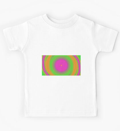 Swirly Kids Tee