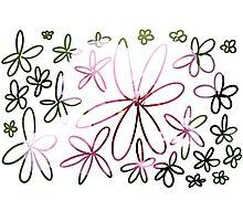 Cherry Blossom Flowers Photographic Print