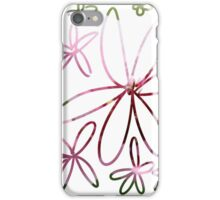 Cherry Blossom Flowers iPhone Case/Skin