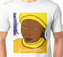 Our Lady Guinan Variation 2 Unisex T-Shirt