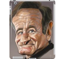 Robin Williams iPad Case/Skin