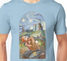 Vincent Van Gogh - The Effigy Unisex T-Shirt