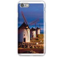 Windmills Spain iPhone Case/Skin