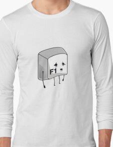 Nobody Wants My Help Long Sleeve T-Shirt