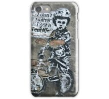 I don't twitter . . . iPhone Case/Skin