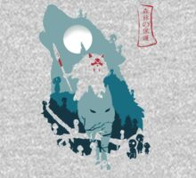 Princess Mononoke One Piece - Long Sleeve