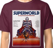 Superworld Cover Classic T-Shirt