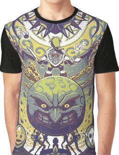 Legend of Zelda patterned art Graphic T-Shirt