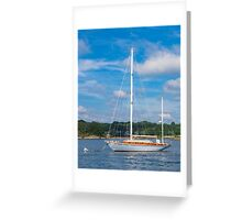 Idle Time Greeting Card