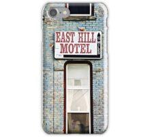 The Missing Motel iPhone Case/Skin