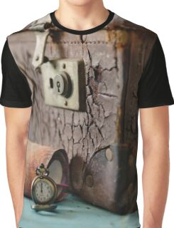 It's Time Graphic T-Shirt