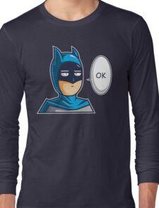 One Punch Vigilante Long Sleeve T-Shirt