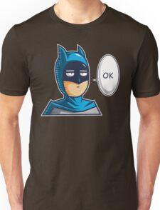One Punch Vigilante Unisex T-Shirt