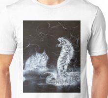 CAT AND SNAKE Unisex T-Shirt