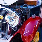 1934 Singer Le mans by indiafrank