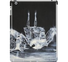 THE DAY THE CRAB FOUND THE LOST GOLD WATCH iPad Case/Skin