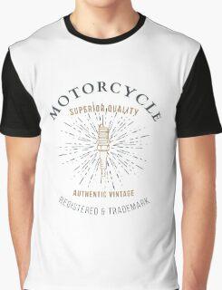 Vintage Spark Plug Illustration Graphic T-Shirt