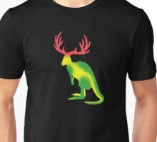 Christmas Kangaroo Unisex T-Shirt